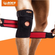 Adjustable neoprene sports/medical knee support knee brace