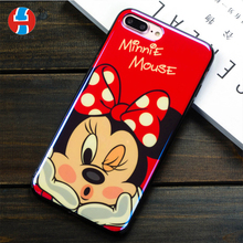 Mickey Mouse Phone Case OEM Custom High Quatily Funny Gift For Girl
