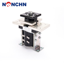 NANFENG Industrial Good Quality High Magnetic 12v 220v Dc Contactor Power Relay