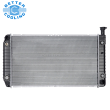 Wholesale Plastic Tank Aluminum Core Auto Radiator For Chevrolet 96-02 Express 1500 OEM 15762434 DPI 2042