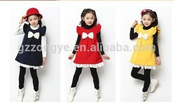 Soft high quality children's dress