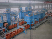 Expandable Pattern Casting (Lost Foam) machinery