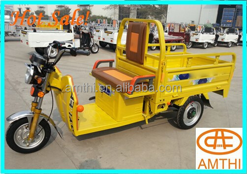 tricycle,three wheel motorcycle with double row seat , amthi
