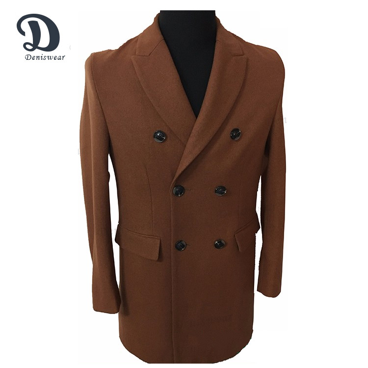 Top sale men long winter coats men coat in four colors optional