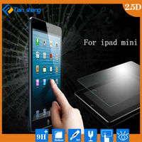 Factory For iPad Mini 2 3 4 Ultra Thin 2.5D Curved Tempered Screen Glass Skin Protector