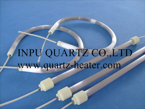 Infared quartz heater elements and far infrared quartz heater lamp (CE certification)