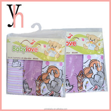 Best selling baby gauze printing cloth diaper