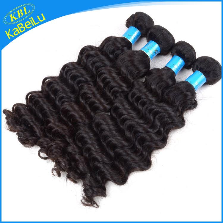 Fabricante guangzhou KBL remy brasileiro do cabelo humano natural, atacado brasileiro do cabelo de 10 polegada, grau 8a cabelo brasileiro