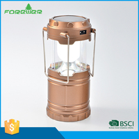 ABS Rechargeable Camping Lantern Emergency Solar