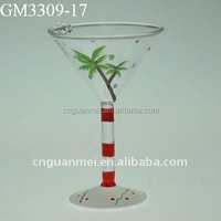 Hand Made Drinking Glass Decoration Pieces Sale