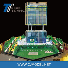 Customized New technology architectural model with high quality architectural model material