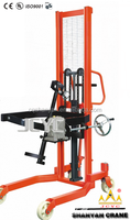 hydraulic electric hand drum lifting stacker