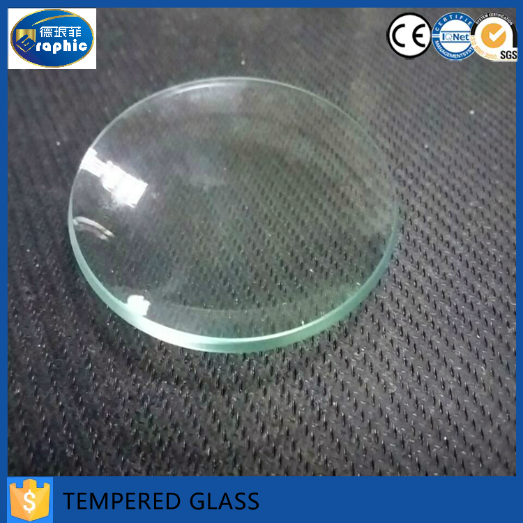Factory supply & free sample 9H tempered glass with CE CCC ISO