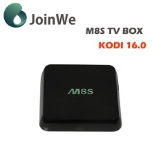 2016 JW M8S 2G/8G Dual band wifi Android 4.4 Amlogic S812 quad core tv box m8s android tv box Stock Now with Hiqh Quality Tested