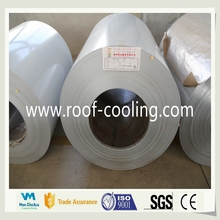 Heat Insulation White Roof and Wall Materials