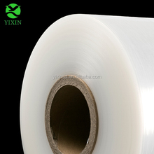 4 rolls clear hand pallet shrink wrap plastic stretch film 18 wide x 1500 ft. 80 gauge
