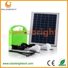 Portable mini home emergency 12 volt solar system price portable solar panels for home use