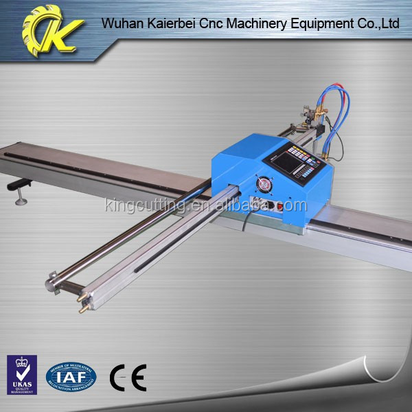cheap CE plasma & flame cutter profile cnc