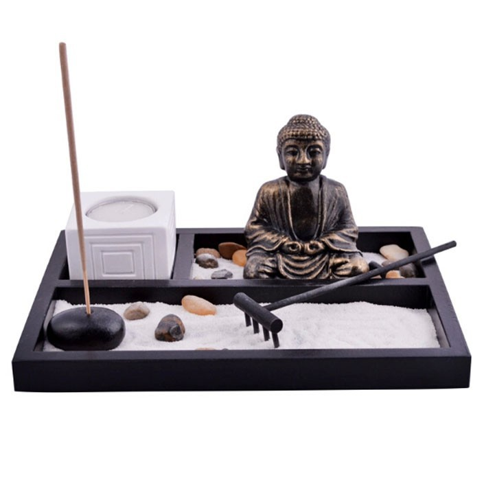 Antique Buddha For Sale Zen Garden Set, Asia japanese zen garden statue