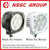 China supply Round Shape 35w C-REE led truck work light 12v 24v led auto light