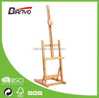 Studio Easel, mini wood easel, Artist Easel Display Easel