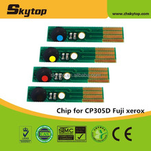 Chip for Compatible Xerox phaser CP305B toner cartridge for CM305D/CM305DF