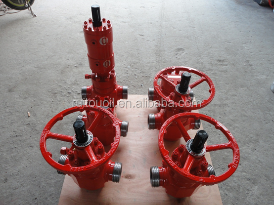 API 6 A /Manual Gate Valve/ Union Type Manual Gate Valve
