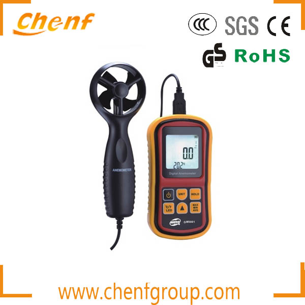 Explosive proof Electronic wind speed Anemometer,wind speed measuring device