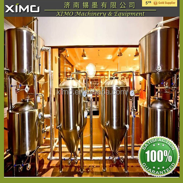 50L home brewery nano brewery 50l microbrewery equipment