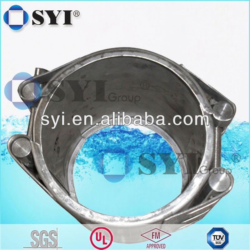upvc saddle clamp - SYI Group