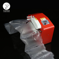 Hot-selling wraps automatic air bag packing pillow filling machine