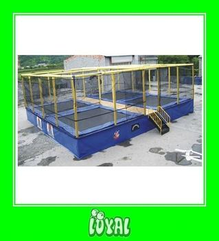 LOYAL BRAND trampoline without springs