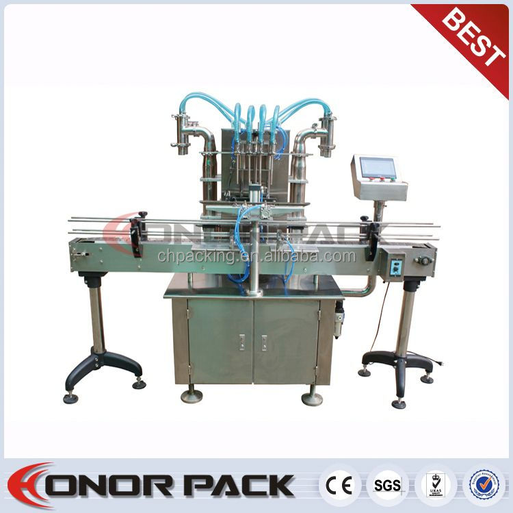 2014 Hot Sale Filling Capping And Labeling Machine