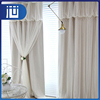 Customized luxury household lace patterns distinction window curtains