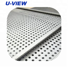 304 Stainless steel perforated polished <strong>plate</strong>