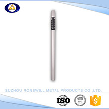 Factory wholesale metal tube sprayed telescopic tube vacuum cleaner spare parts