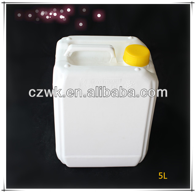 5L HDPE plastic drum/barrel, liquid bottles, large drum with handle for engine oil
