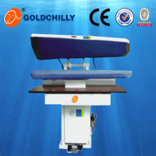 commercial steam iron press machine clothes presser