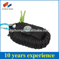 Wholesale Cute Outdoor Emergency Disaster Paracord Zombie Survival Kit