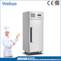 Air cooling freezer air cooling vertical cabinet hotel restaurant kitchen refrigerator