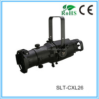 120W LED Profile Spot Ellipsoidal 26 degree 2CH SLT-CXL26