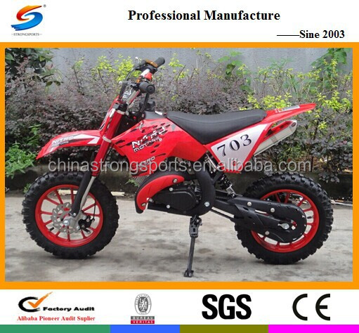 hot sell sym motorcycle and 49cc Mini Dirt Bike DB003