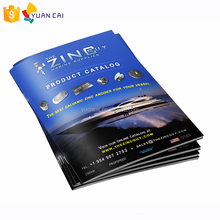 Custom Printing Booklet Catalogue Flyers Leaflet Brochure Magazine Coloring Book Brochure Printing in China