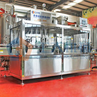 5L beer pop can aseptic filling machine.