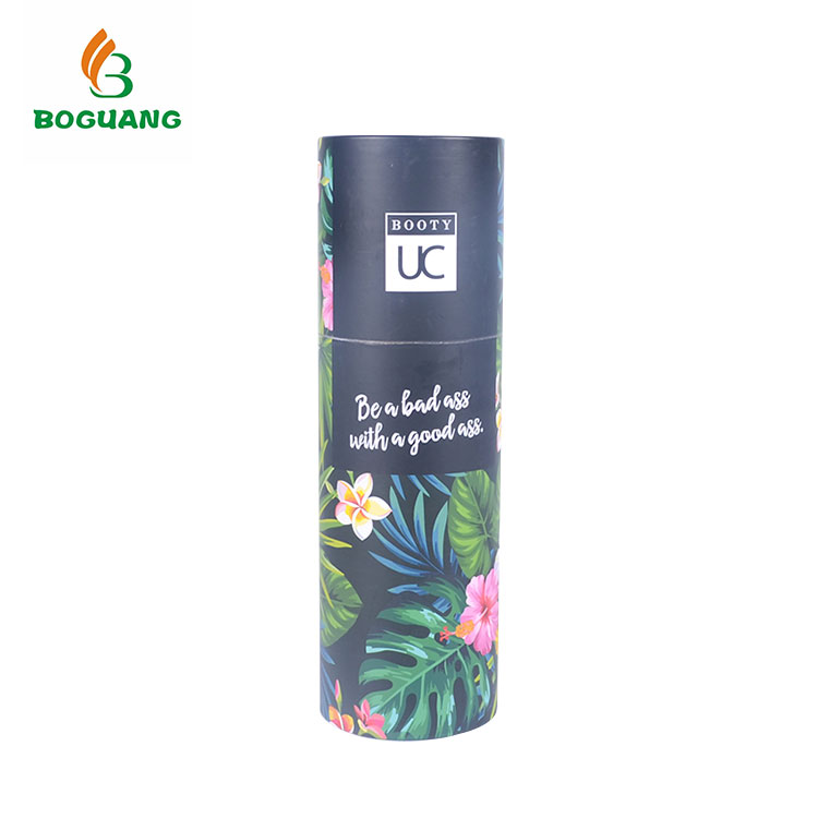 Shockproof Moisture-proof Paper Tubes Cans For Bottle