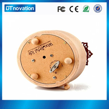Manufacturers wholesale cheap wooden music boxes