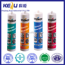 Neutral cure silicone sealant sausage packing weather proof silicone