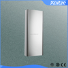 China Hot sale product full length mirror cabinet with special arc design