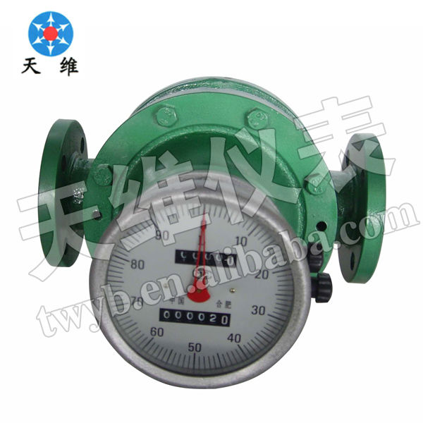 Oil gear flow meter/heavy oil flow meter