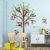 Monkey tree kids wall decal stickers wholesale wall stickers removable wall mural